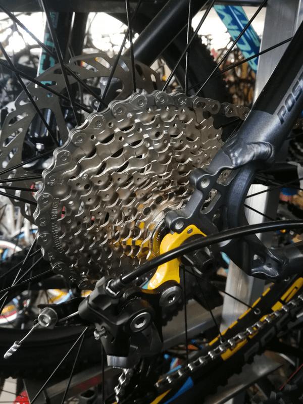 Sklep rowerowy Płock - siodło rowerowe